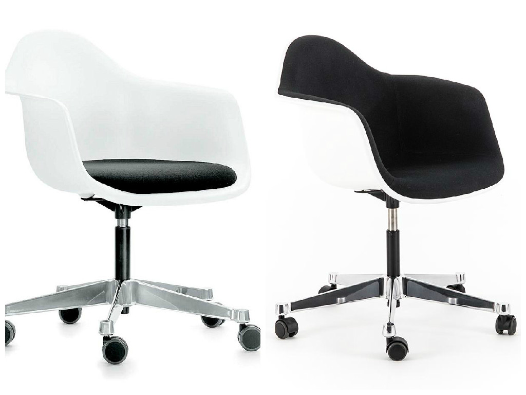 Eames Chair Mode d'emploi