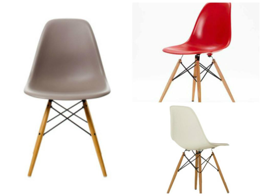 Eames Chair Mode d'emploi