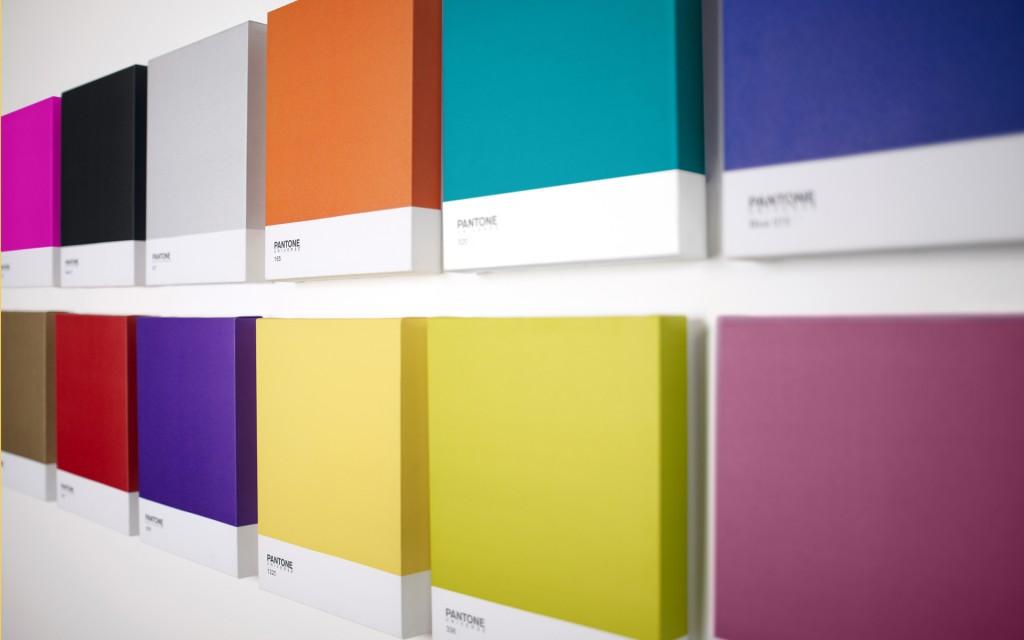 Pantone, la couleur de l'année