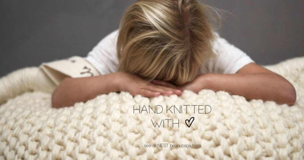 Nest by Zilalila – Hand knitted with Love