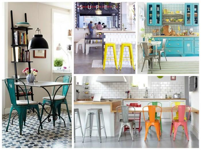 objet culte la chaise tolix aventure d co. Black Bedroom Furniture Sets. Home Design Ideas