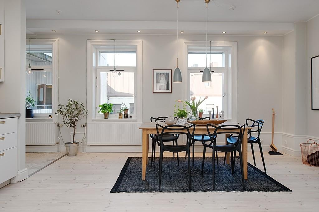 Inspiration Suédoise pour la cuisine.