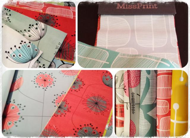 La collection Miss Print par Au fil des Couleurs