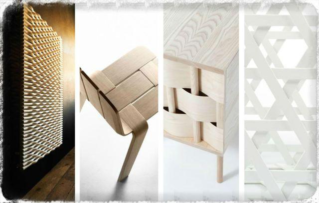 le cannage dans la d co aventure d co. Black Bedroom Furniture Sets. Home Design Ideas