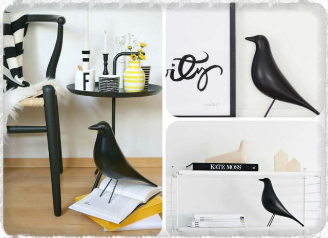 The Eames Bird.