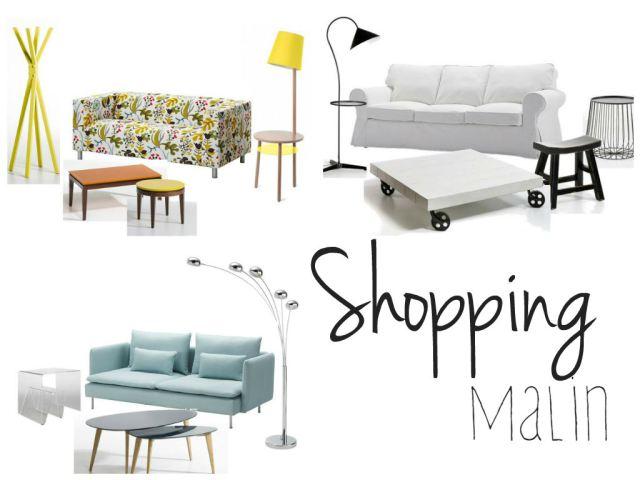 Shopping malin  Côté séjour !