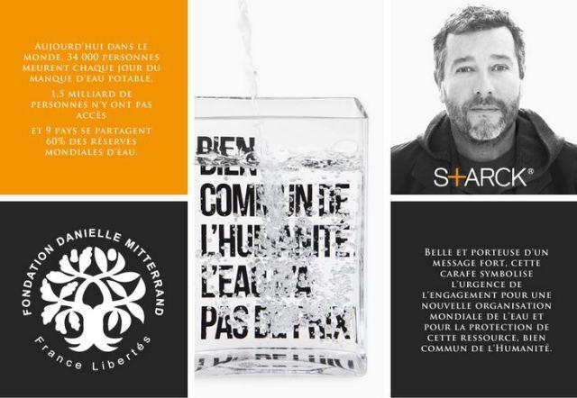 La Lame d'eau by Philippe Starck !