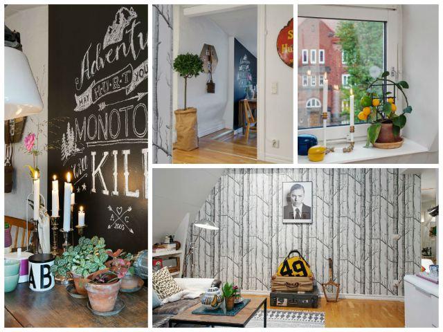 Un appartement finlandais !