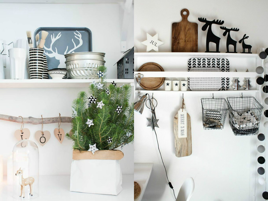 Conseils Déco pour un Noël Scandinave