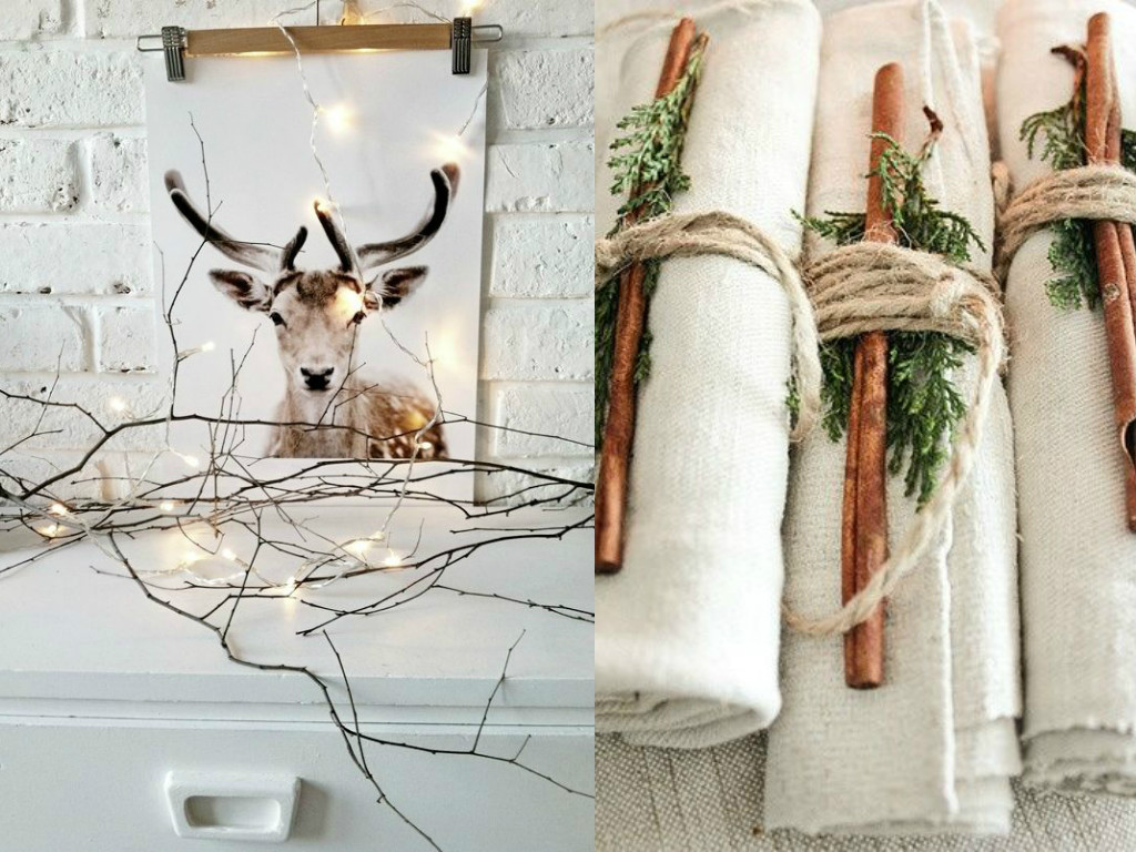 Conseils d co pour un no l scandinave aventure d co - Deco de noel scandinave ...