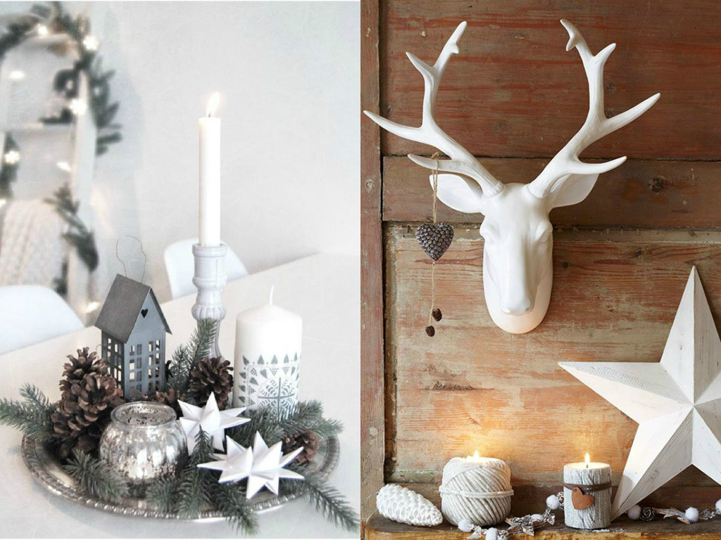 Conseils d co pour un no l scandinave aventure d co - Deco noel scandinave ...