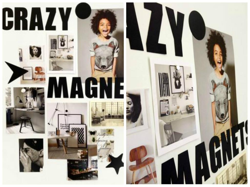 Soyez Swag : faites le mur avec Groovy Magnet