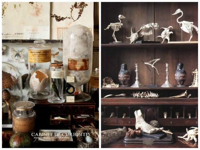 Inspiration cabinet de curiosit s aventure d co - Le cabinet de curiosites ...