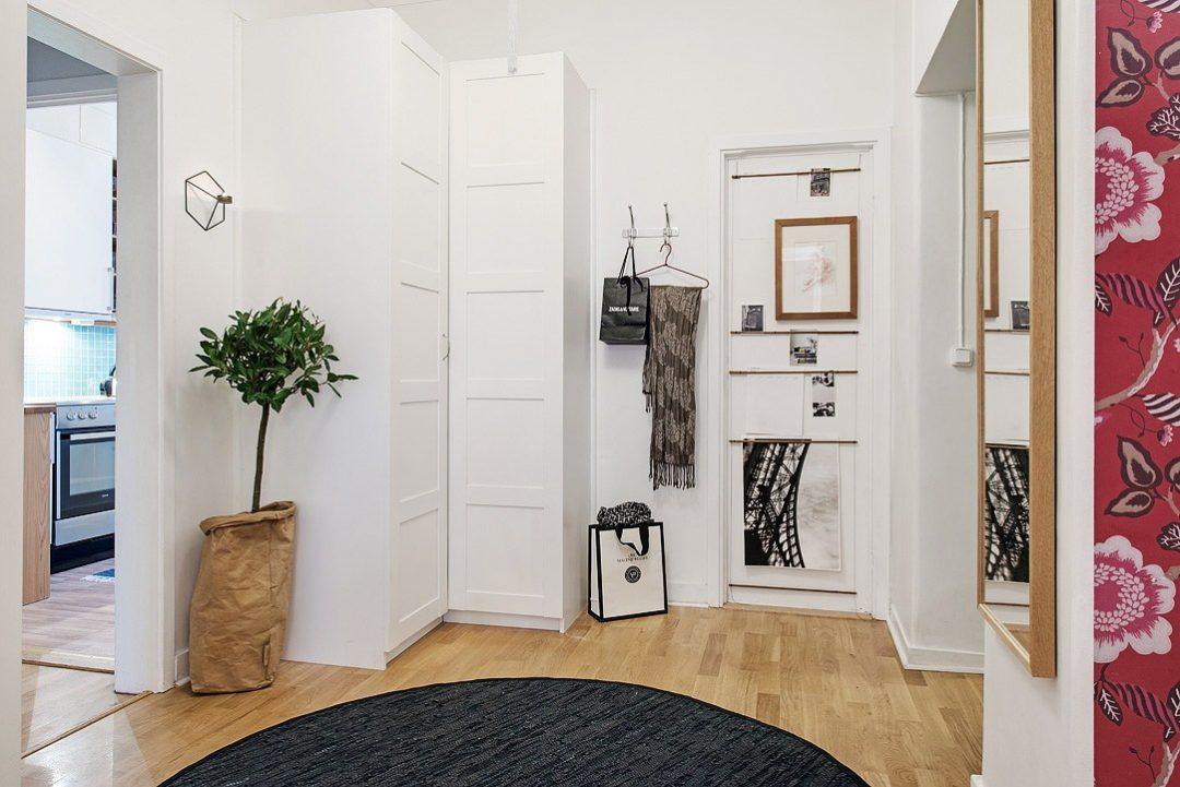 un appartement lumineux et traversant aventure d co. Black Bedroom Furniture Sets. Home Design Ideas