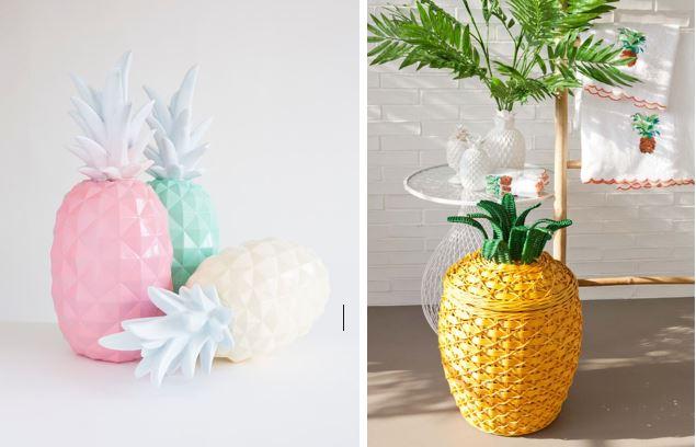 L'Ananas dans la déco ! • Aventure Déco