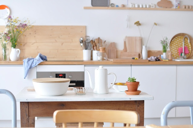 Nos cuisines ne se cachent plus !