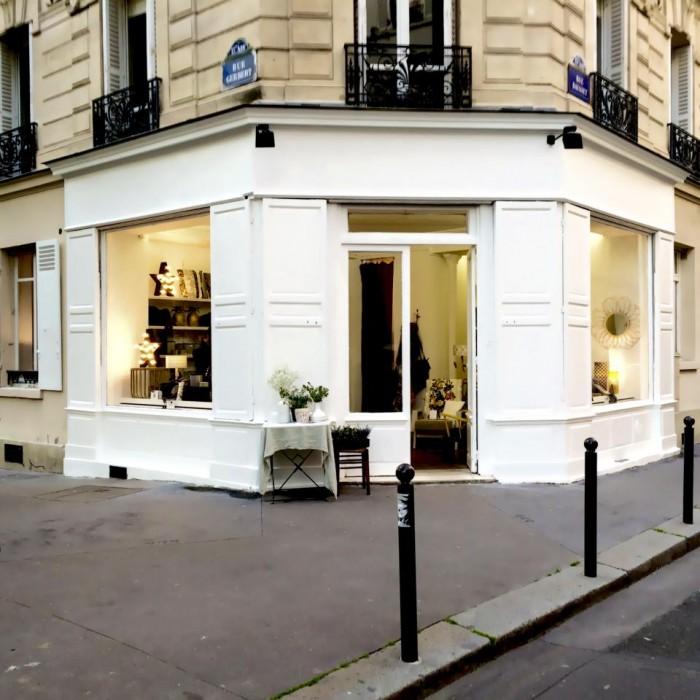 Découvrez ce magnifique concep store parisien dans mes adresses déco
