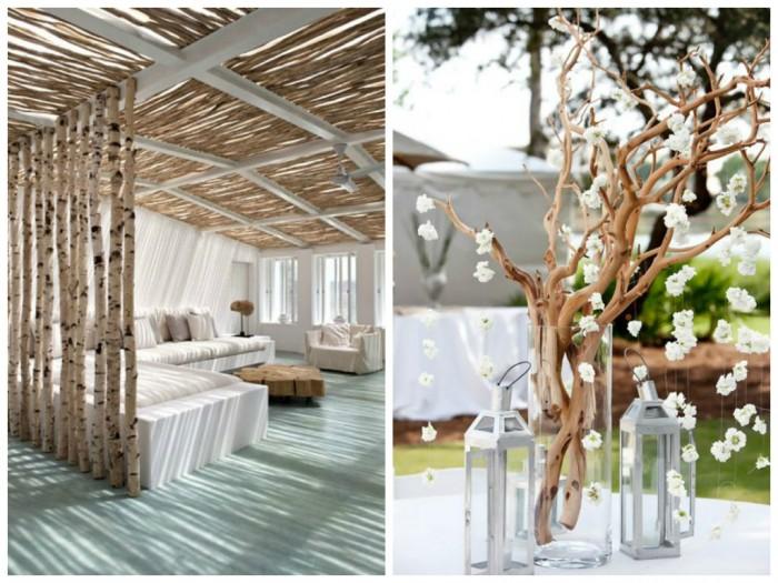 des branches de bois dans ma d co aventure d co. Black Bedroom Furniture Sets. Home Design Ideas