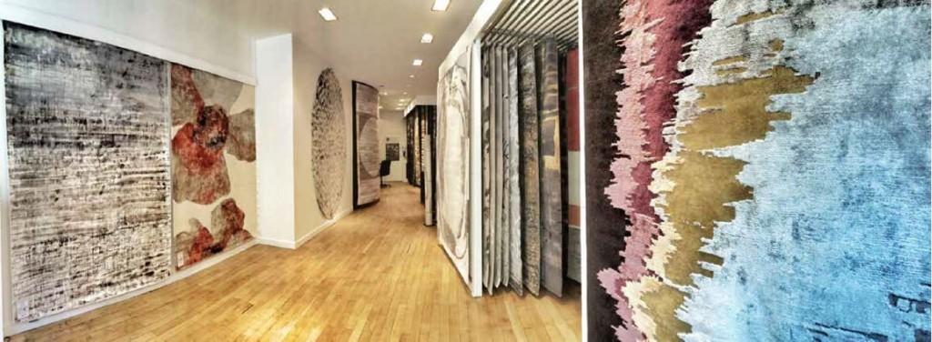 Un Showroom parisien pour Serge Lesage