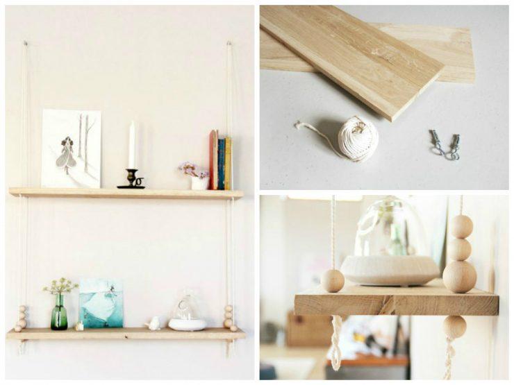 Réaliser une étagère en bois