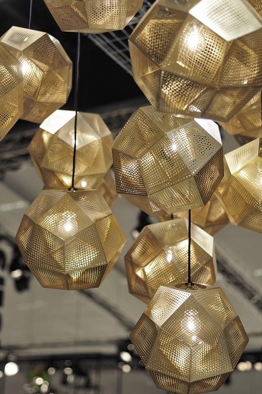L'Hexagone envahit la décoration sous forme de luminaire