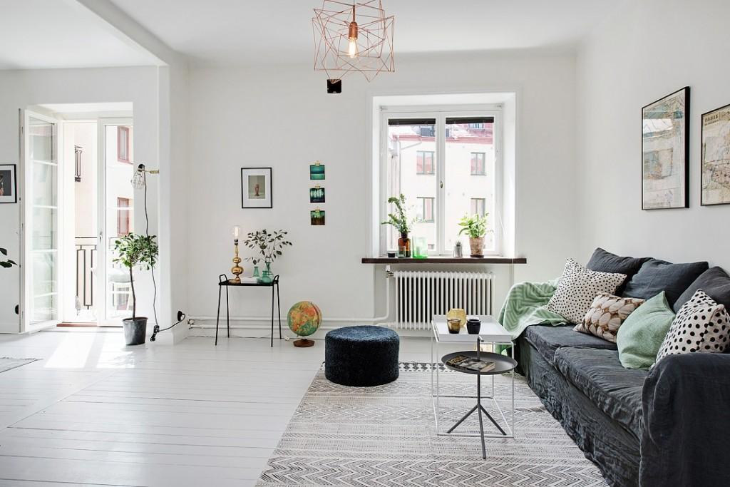 Il était une fois un appartement en Suède