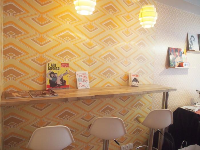 le 10h10 coworking café aux allures vintage