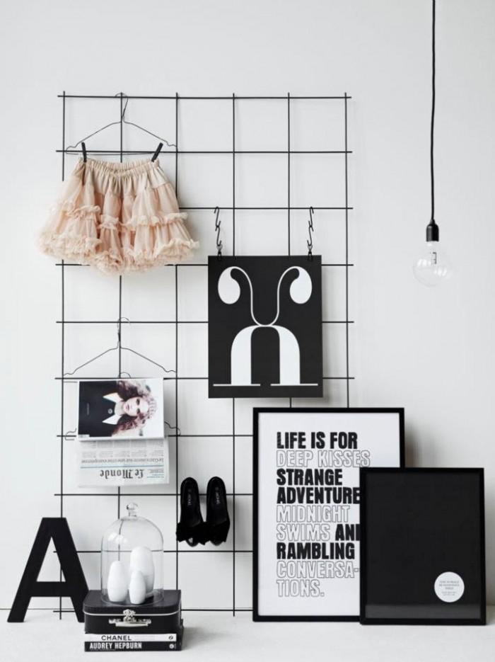 Inspiration by Aventure Déco - Bureau moodboard
