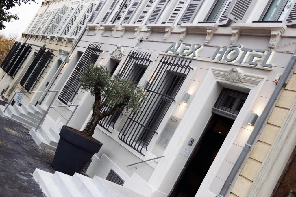 L'Alex Hôtel, The Place to sleep à Marseille