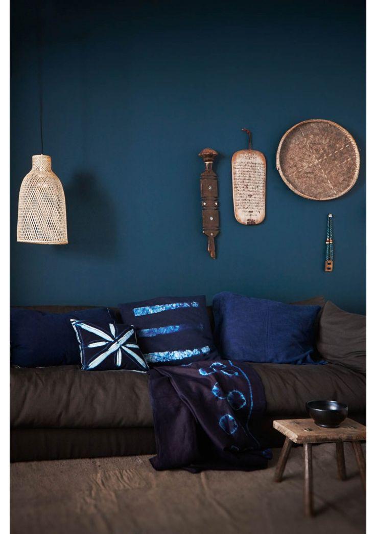 """Résultat de recherche d'images pour """"le bleu en accessoire décoration"""""""