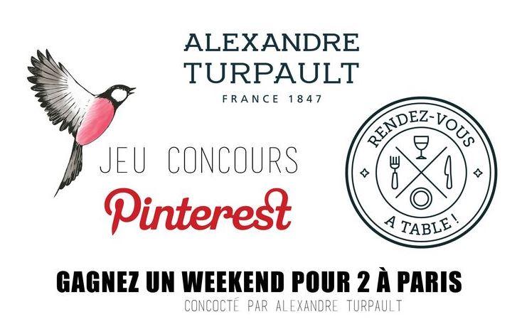 Jeu concours, Alexandre Turpault - Aventure Déco