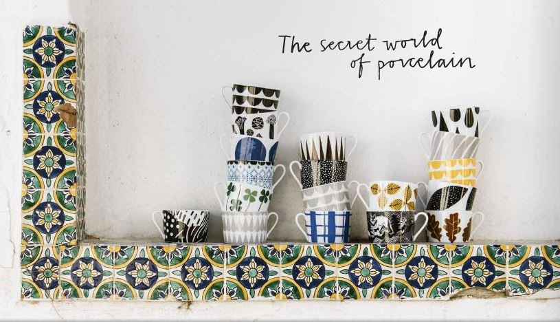 The secret world of porcelain