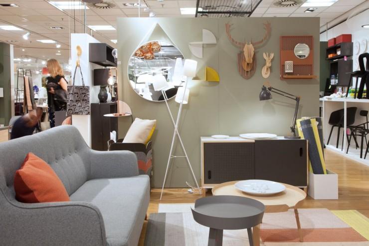 Corener Made in Design au BHV Marais