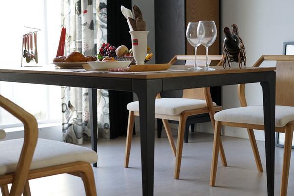 Dewarens le mobilier scandinave et co friendly - Salle a manger bois clair ...