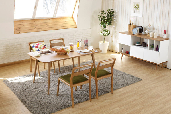 Dewarens le mobilier scandinave et co friendly for Tres grande table de salle a manger