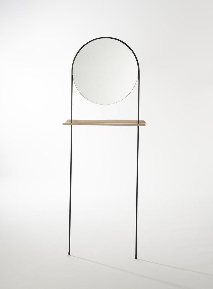 Long leg mirror de Jasper Eales