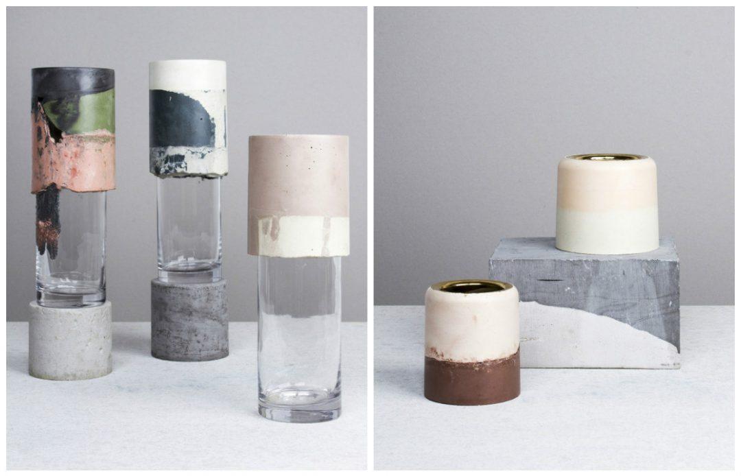 Ciment ceramics - Studio Twocan