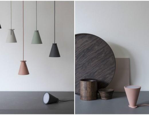 La lampe Bollard by menu