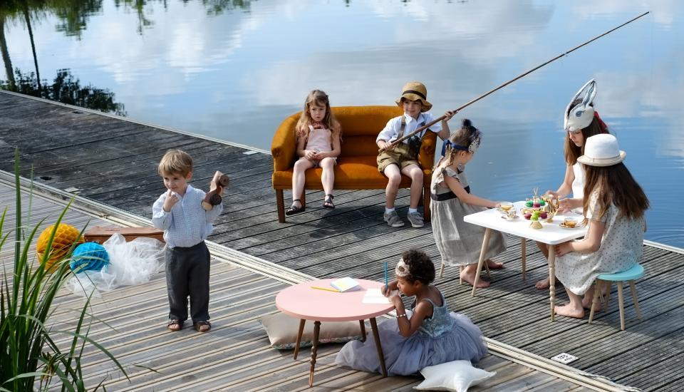 Tables, bureaux et chaises pour chambre d'enfants - Jungle by Jungle