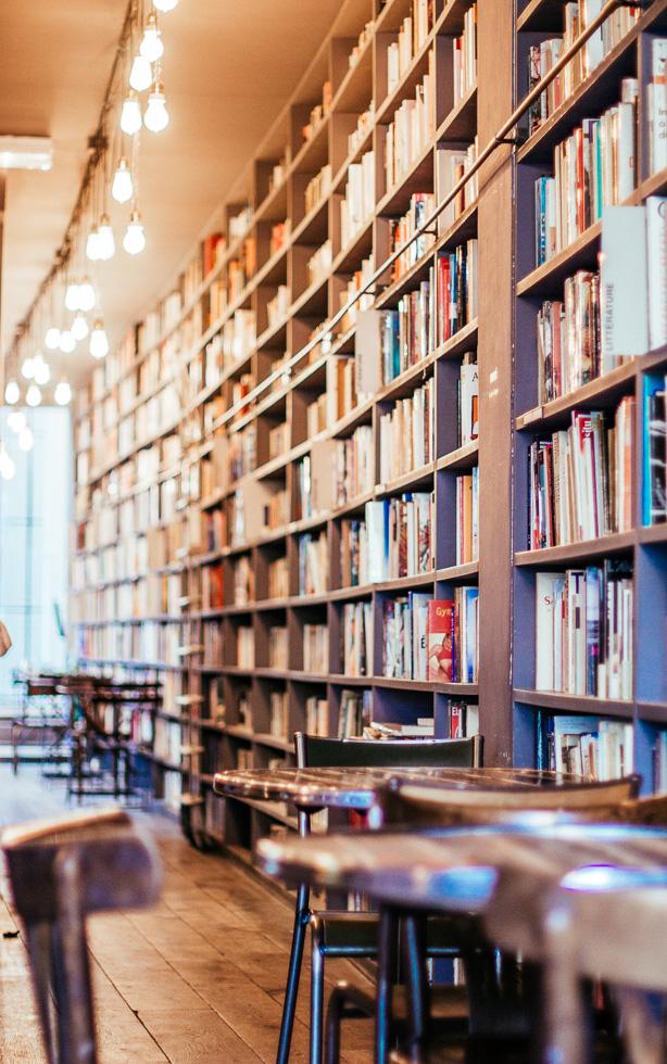 Used Book Café - Paris