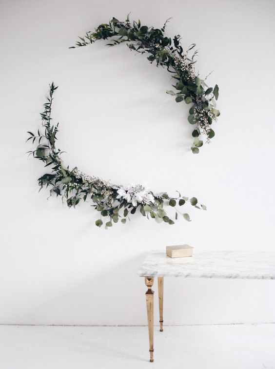 eucalyptus-decoration-mural-table-marbre