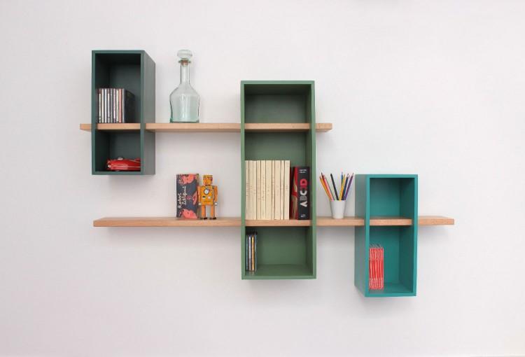 l'étagère Max designé par Olivier Chabaud pour Compagnie