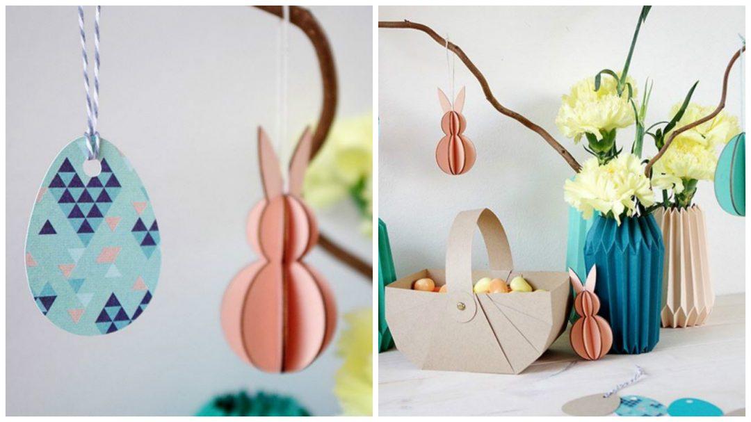 diy-paque-pliage-origami-oeuf-lapin-vase-decoration