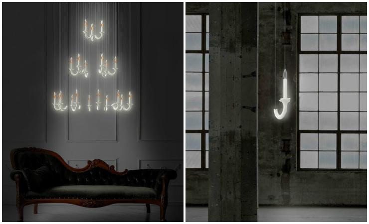 wersaille-by beau & bien-suspension-luminaire-bougie-porcelaine