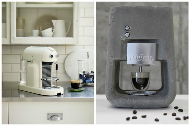 Machines à café Espresso et Lavazza