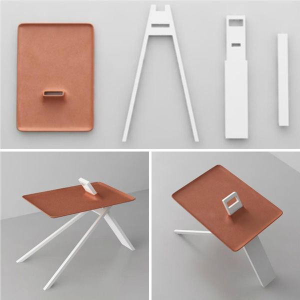 table-basse-tripod-noon-studio-terre-cuite-modulable