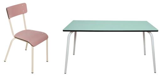 ambiance vintage et teintes pastels aventure d co. Black Bedroom Furniture Sets. Home Design Ideas