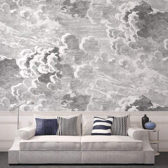 les nuages dans la d co aventure d co. Black Bedroom Furniture Sets. Home Design Ideas