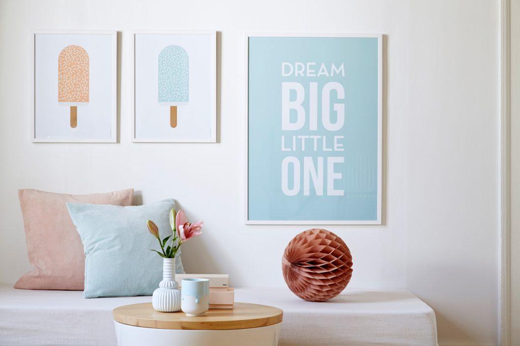 Pastel vs Fluo dans la décoration - Aventure Deco