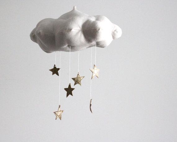 Les nuages dans la déco